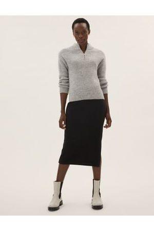 Marks & Spencer Midi Pencil Skirt