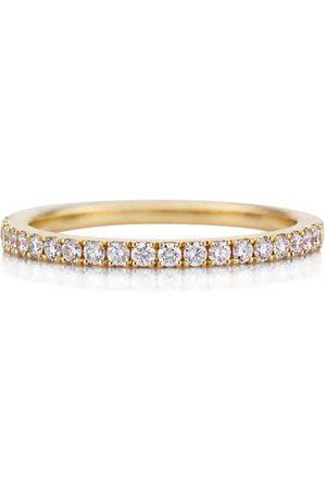 Azura Jewelry Eternity Band Yellow