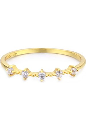 Azura Jewelry Women Rings - Celestial Yellow Ring