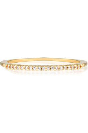 Sahara Jewellery Petite Line Band - 18K Filled