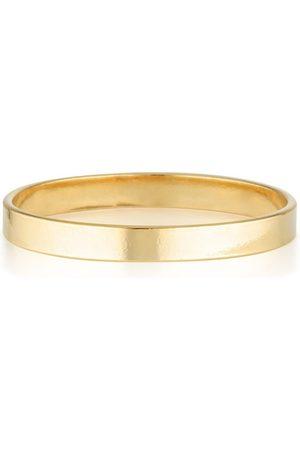 Sahara Jewellery Straight Edge Classic Band 14K Filled