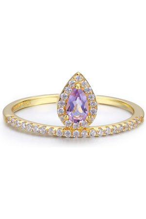 Azura Jewelry Women Rings - Amethyst Warrior Ring