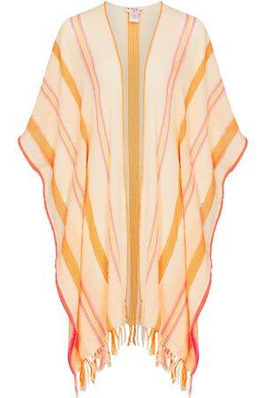 Women's Orange Cotton Rowley Wrap NOOKI DESIGN