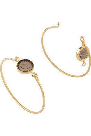 ARTISAN 14K Yellow Gold Diamond Designer Ring Micro Pave Jewelry