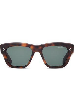 OLIVER GOLDSMITH Men Sunglasses - Señor (Matte Dark Tortoise)
