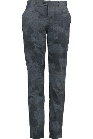 Men's Grey Cotton Jack Classic Chino 34in Lords of Harlech
