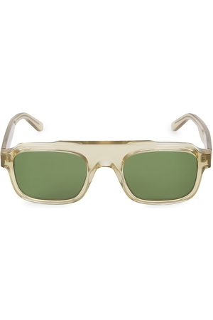THIERRY LASRY Fatality 52MM Rectangular Sunglasses