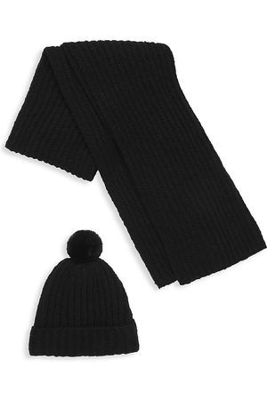 Apparis 2-Piece Phoebe Recycled Polyester Hat & Scarf Set