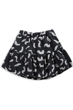Bobo Choses Little Girl's & Girl's Abstract-Print Skirt