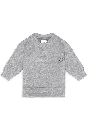 Miles and Milan Baby's & Little Boy's Jackie Embroidered Sweatshirt