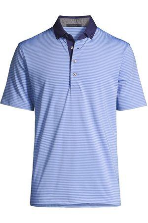 GREYSON Windsor Striped Polo Shirt