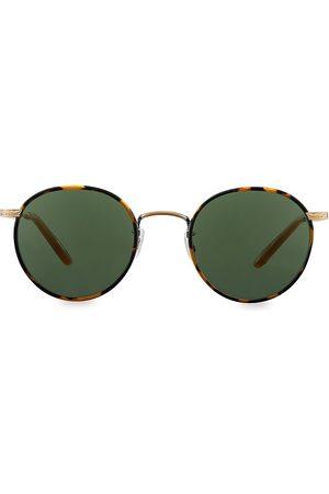 GARRETT LEIGHT Wilson Sun 46MM Round Sunglasses
