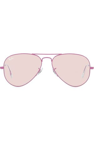 Ray-Ban RB3025 58MM Aviator Sunglasses