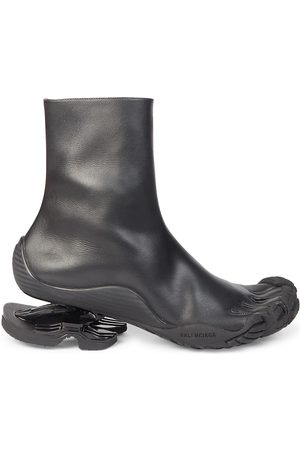 Balenciaga X Vibram FiveFinger Leather Booties