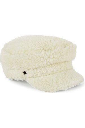 JOCELYN Faux Sherpa Hat