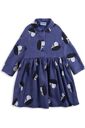 Bobo Choses Little Girl's & Girl's Doggie Woven Shirt Dress