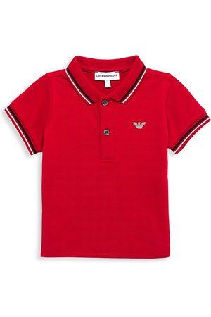 Armani Baby's & Little Boy's Pique Polo Shirt