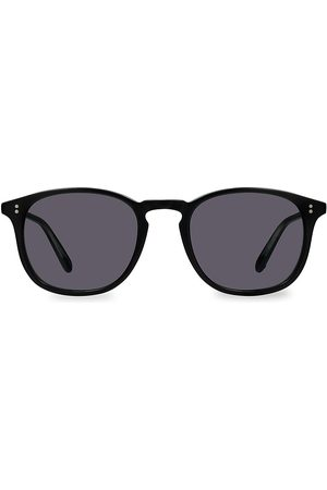 GARRETT LEIGHT Kinney Sun 49MM Square Sunglasses