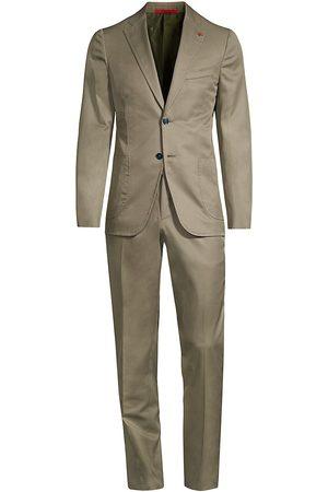 ISAIA Cotton Suit
