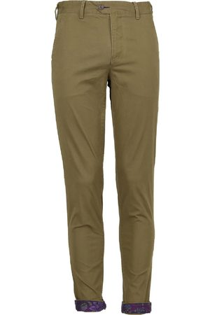 Men's Brown Cotton Jack Lux Khaki 34in Lords of Harlech