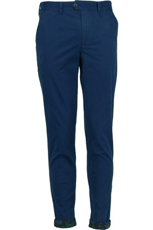 Men Chinos - Men's Navy Cotton Jack Lux 31in Lords of Harlech