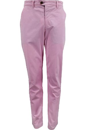Men's Pink Cotton Jack Lux 34in Lords of Harlech