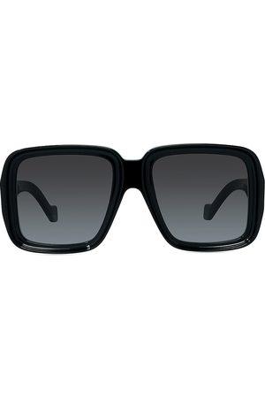 Loewe 56MM Square Sunglasses