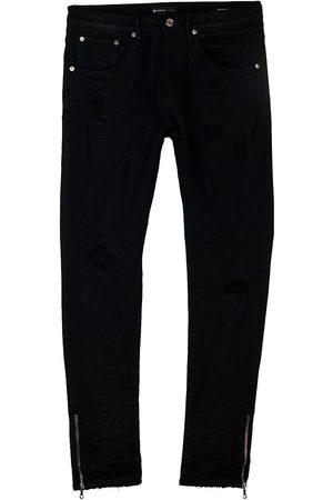 Purple Brand Zipper Five-Pocket Jeans