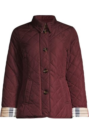 Barbour Forth Quilted Coat