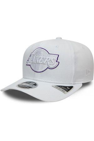 New Era Men Caps - Team Outline 9fifty Stsp Los Angeles Lakers Cap M-L Optic
