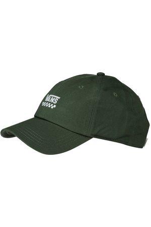 Vans Women Hats - Court Side Hat One Size Otw Webbing Black / Black / True White