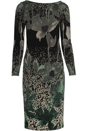 Women's Green Fabric Tori Dress Medium Nadya Toto