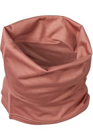 Organic Rose Wool Men's 100% Traceable Ultrafine Merino Snood Loop Fudge Scarf Large Smalls Merino
