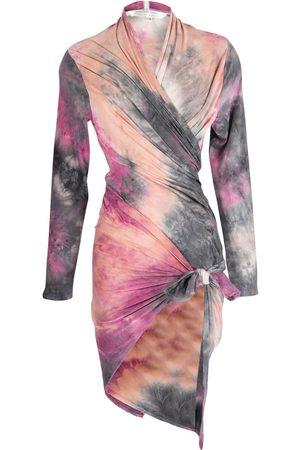 Women Wrap tops - Women's Artisanal Opal Wrap Small Jennafer Grace