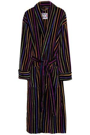 Cotton Men's Dressing Gown - Mozart Medium Bown Of London