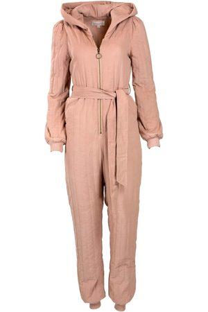 Women's Artisanal Fabric Le Reve Jumpsuit Large Kristinit