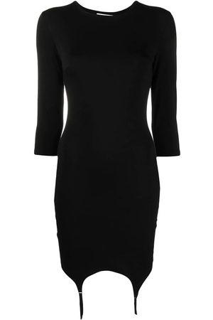 Women Underwear Accessories - Women's Black Suspender Dress XS Murmur