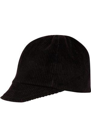 Men's Artisanal Black Cotton The Cap - Cap LaneFortyfive