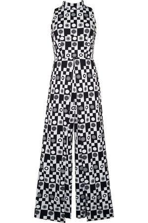 Women's Fabric Pam Jumpsuit XS Emma Wallace