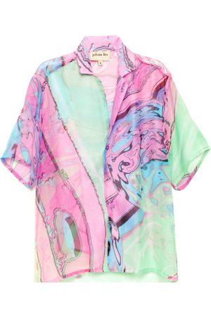 Men's Pink Universe Shirt Small Paloma Lira