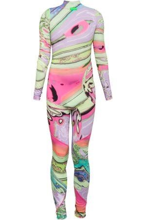 Women Jumpsuits - Women's Catwoman Jumpsuit Medium Paloma Lira