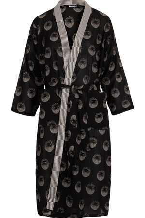 Women Sweats - Women's Artisanal Black Cotton The Astraea Gown Small Antra Designs