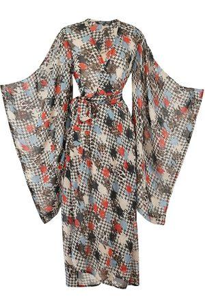 Women Kimonos - Women's Artisanal Darcy Kimono Large Jennafer Grace