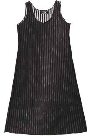 Women's Artisanal Black Slip Dress XS L2R THE LABEL