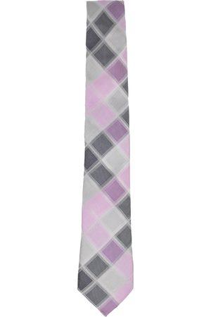 Men Neckties - Men's Pink Silk Archie Tie Lords of Harlech