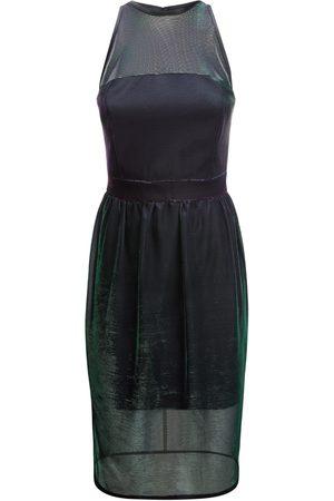Women Party Dresses - Women's Artisanal Purple Aurelia Dress 8 Tramp In Disguise