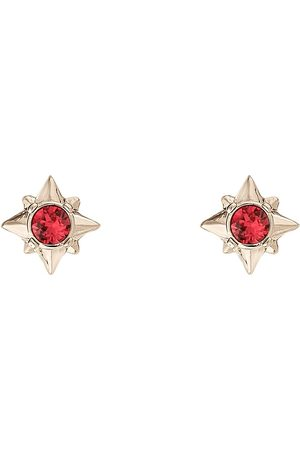 Women's Pink Stellar Stud Earring - Indian All We Are