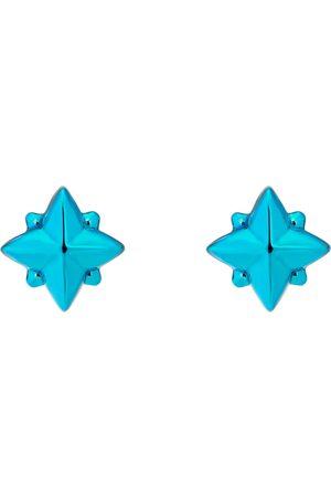 Women Studs - Women's Blue Bozena Mini Stud Earring - Bright All We Are