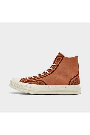 Converse Chuck Taylor 70 Renew Knit Casual Shoes in /Healing Clay Size 8.0 Polyester/Spandex/Knit