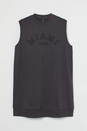 H & M + Sweatshirt Dress